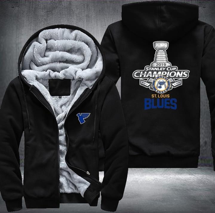 2018  Champions St LB fleece jacket - BBS