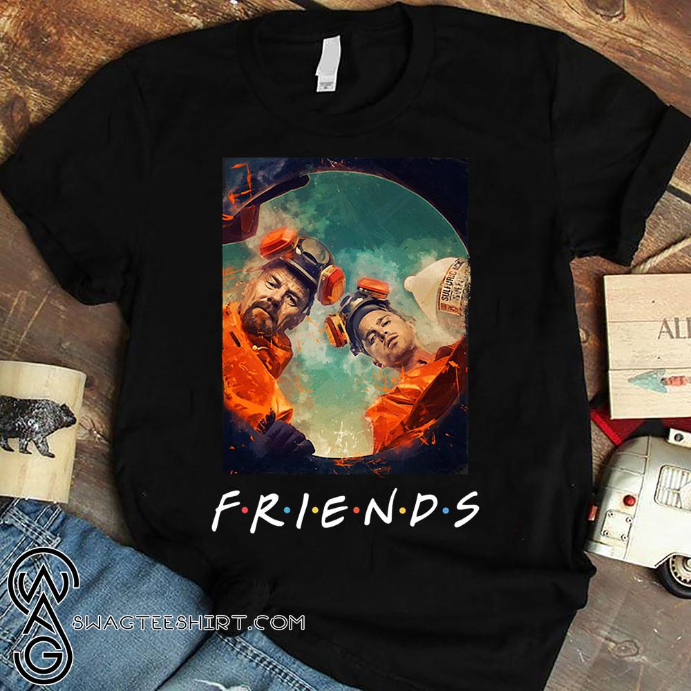 Friends Breaking Bad Art shirt - maria