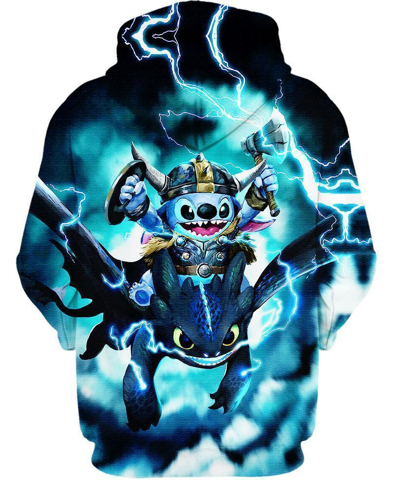 3d hoodie - maria