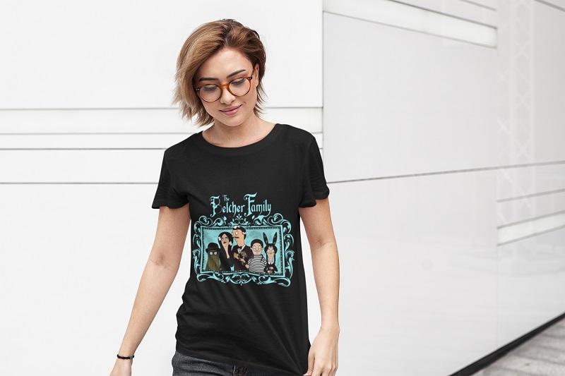 The belcher family t-shirt