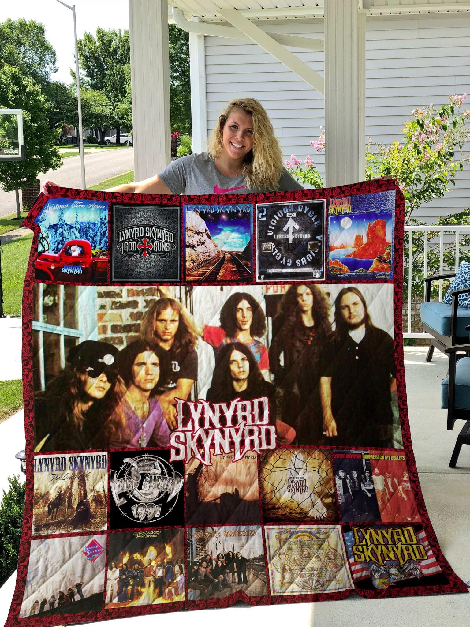 Lynyrd skynyrd albums quilt - maria