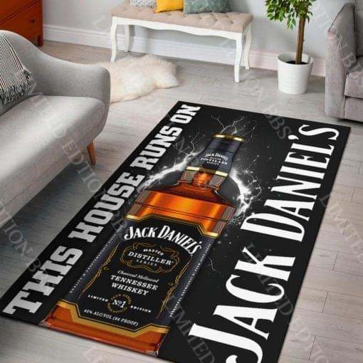 This house run on JD doormat- LIMITED EDITION BBS