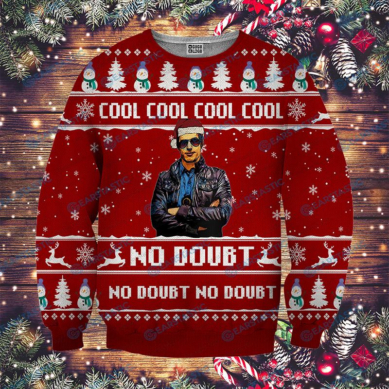 Brooklyn Nine Nine Cool No Doubt Full Printing Ugly