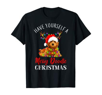 Have Yourself A Merry Doodle Christmas Funny shirt