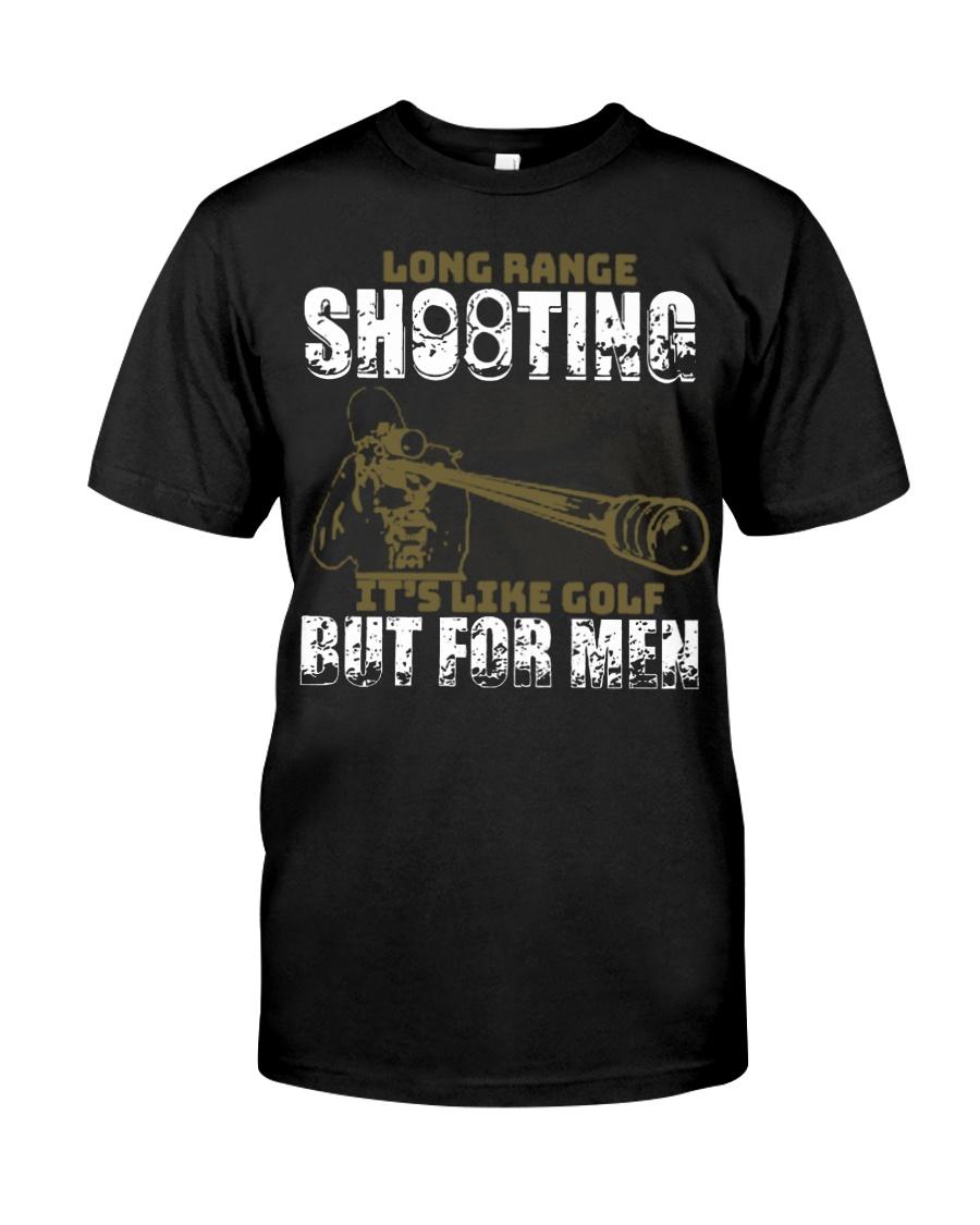 Long range shooting its like golf but for men shirt, hoodie, tank top - tml