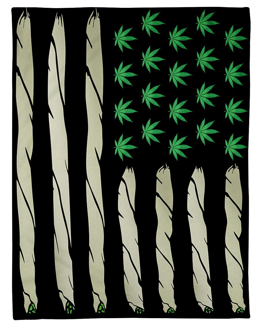 American flag weed blanket - LIMITED