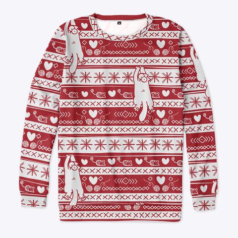 Simon's Cat 3D All Over Printed Ugly Christmas Sweater - mytea