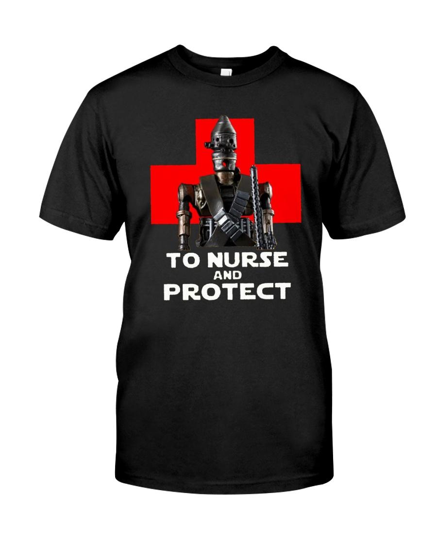 IG 11 To nurse and protect shirt, hoodie, tank top - tml