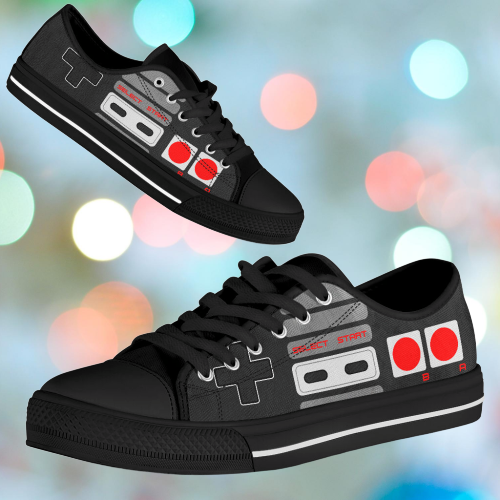 Game console low top shoes - LIMITED EDITION