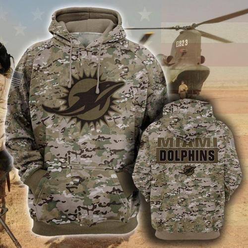 dolphins camo shirt