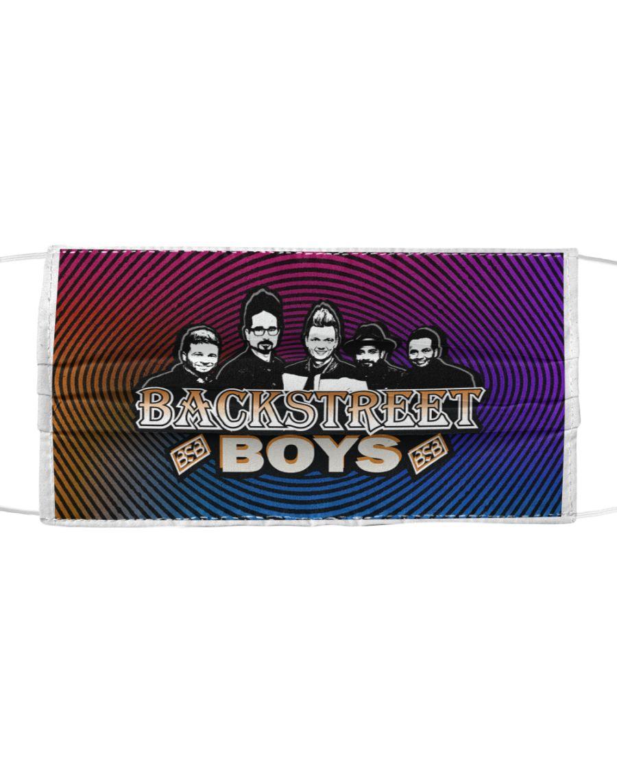 Backstreet boys Face Mask Mask