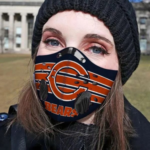 Chicago bears football carbon pm 2