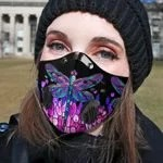 Dragonfly Filter Activated Carbon Pm 2.5 Fm Face Mask-style 2