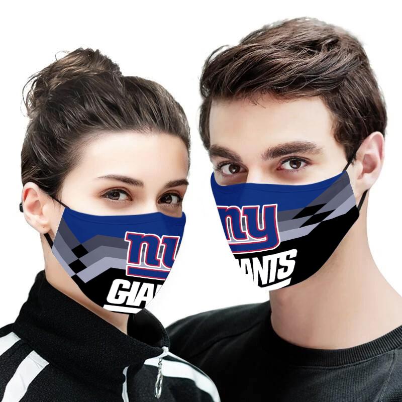 New york giants face mask