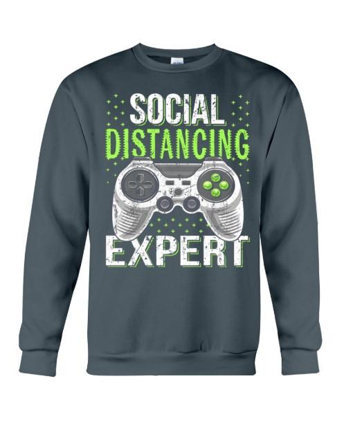 Social distancing expert - 2020 coronavirus hoodie