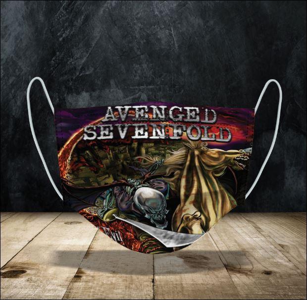 Avenged Sevenfold face mask