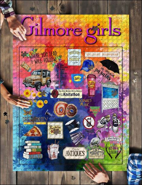 Gilmore Girls Jigsaw Puzzle