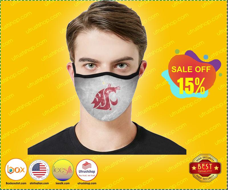 Washington State Cloth Face Mask - LIMITED EDITION