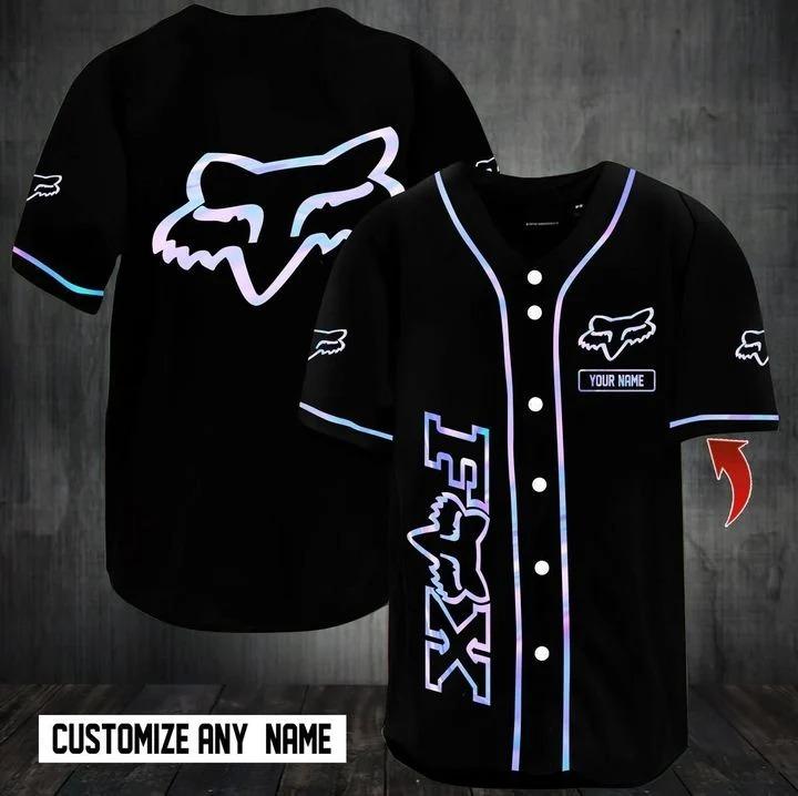 Customize name fox racing hawaiian shirt