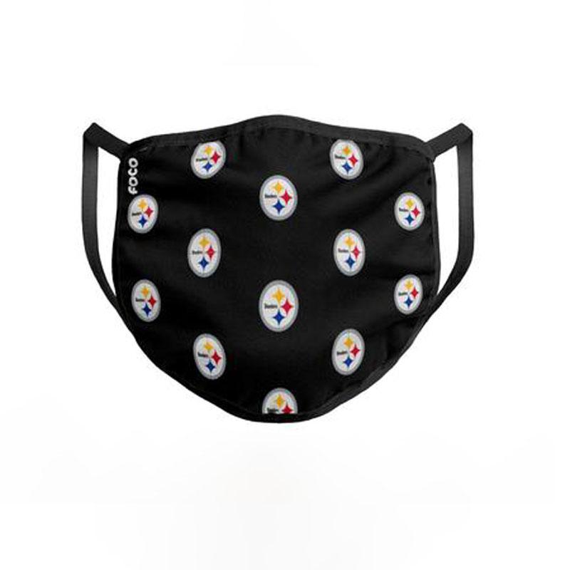 Pittsburgh steelers nfl cloth mask