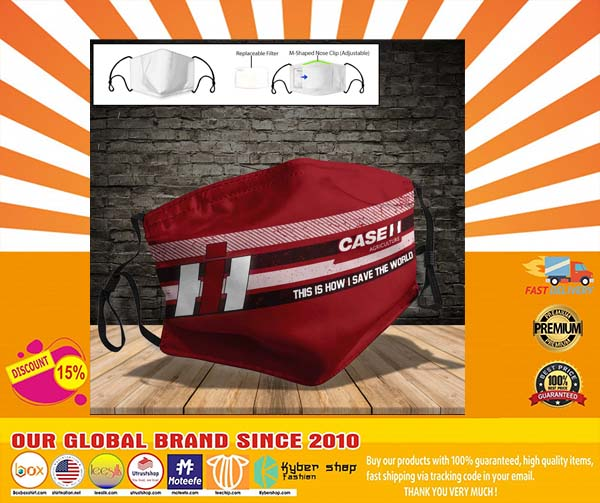 Case IH face mask - LIMITED EDITION