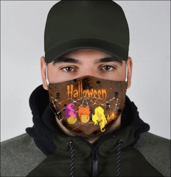 Halloween Hocus Pocus face mask