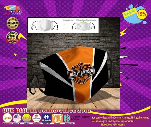 Harley Davidson face mask - LIMITED EDITION
