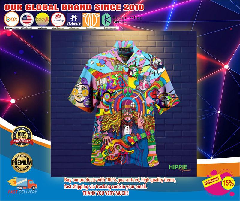 Hippie hawaiian shirt1