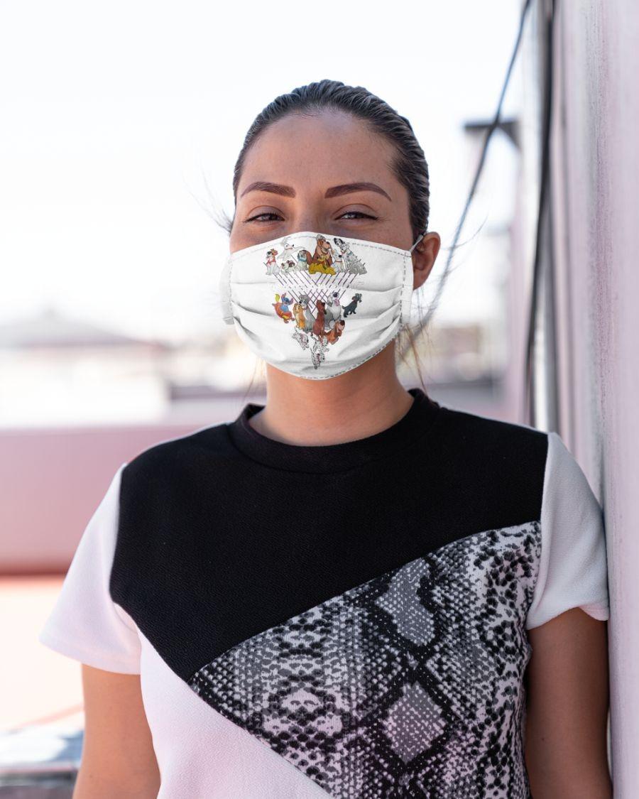 I'm a dogaholic face mask - BBS
