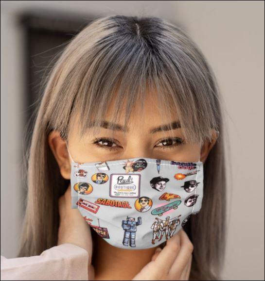 Paul's boutique face mask