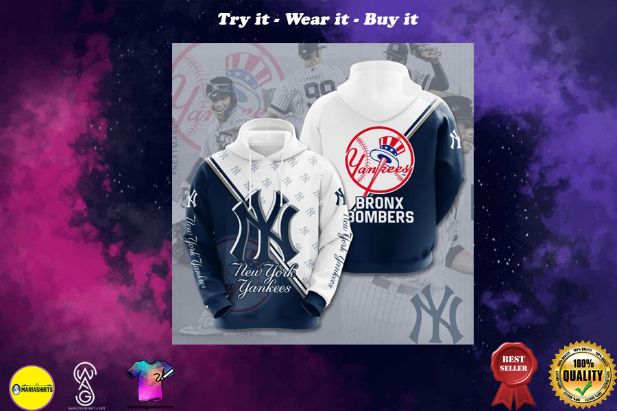 [special edition] the new york yankees all over printed shirt - maria