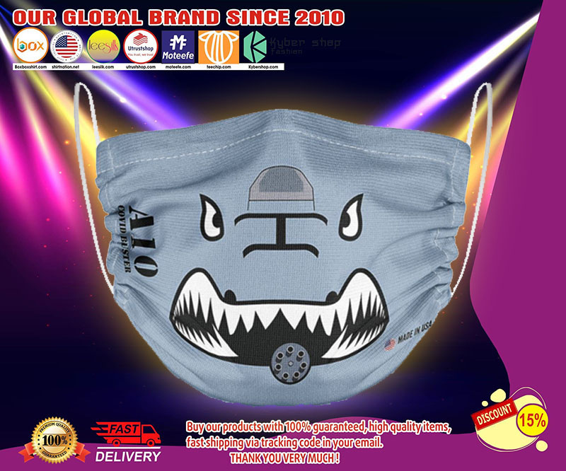 A10 Covid buster face mask - LIMITED EDITION