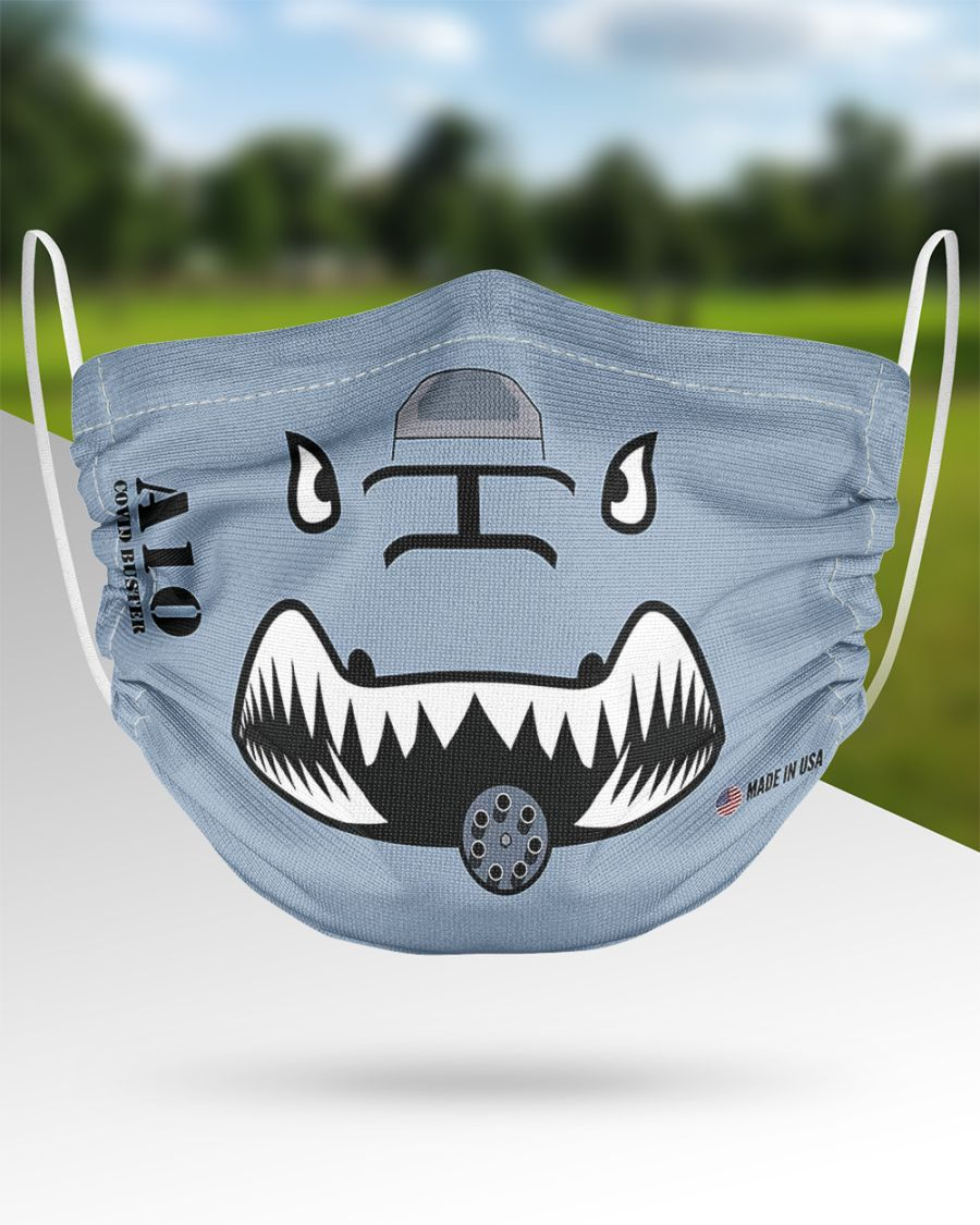 A10 covid buster face mask 1