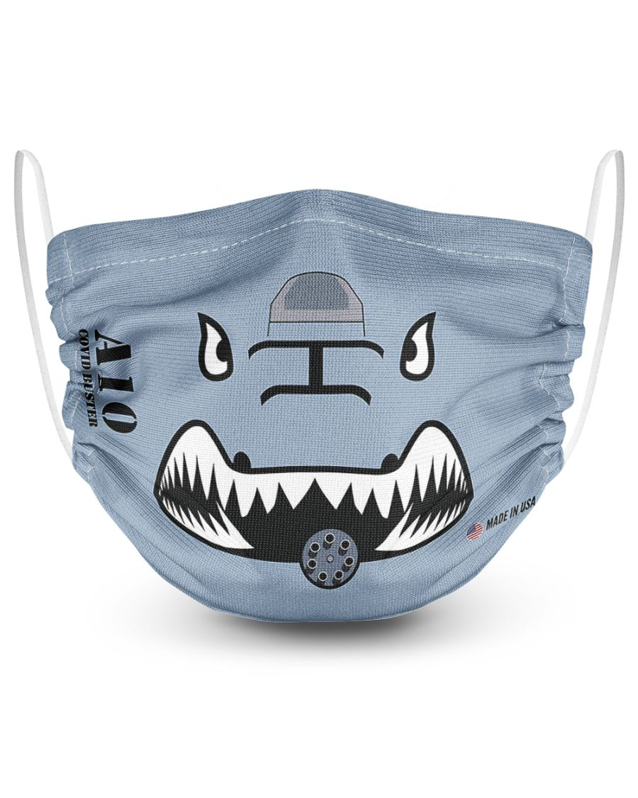 A10 covid buster face mask