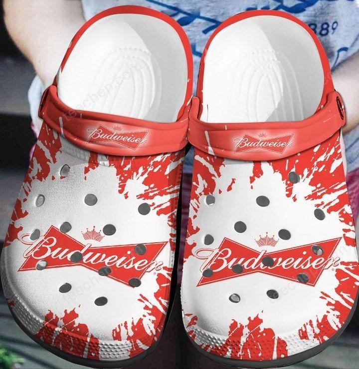 Budweiser crocband crocs shoes