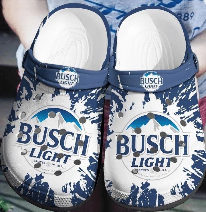 Busch light crocband crocs shoes - LIMITED EDITION