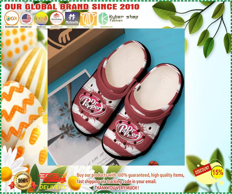 Dr Pepper crocband crocs shoes - LIMITED EDITION Dr Pepper crocband crocs shoes