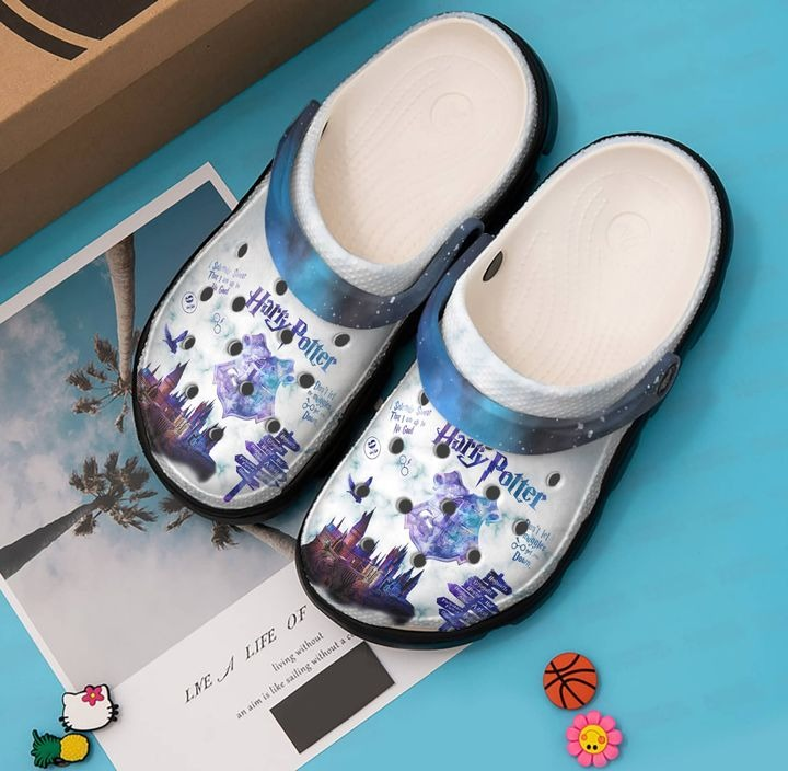 Harry Potter crocband crocs shoes - LIMITED EDITION
