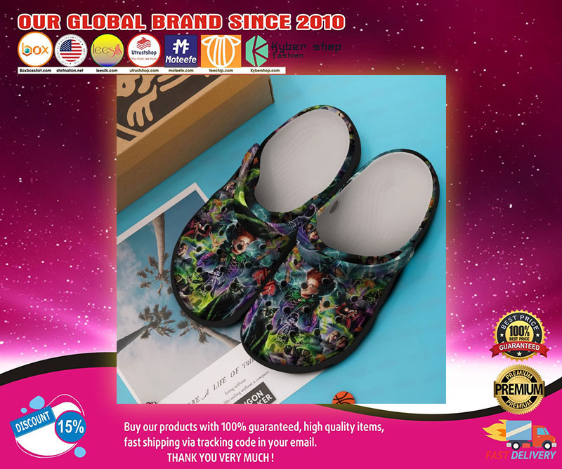 Hocus Pocus crocband crocs shoes4