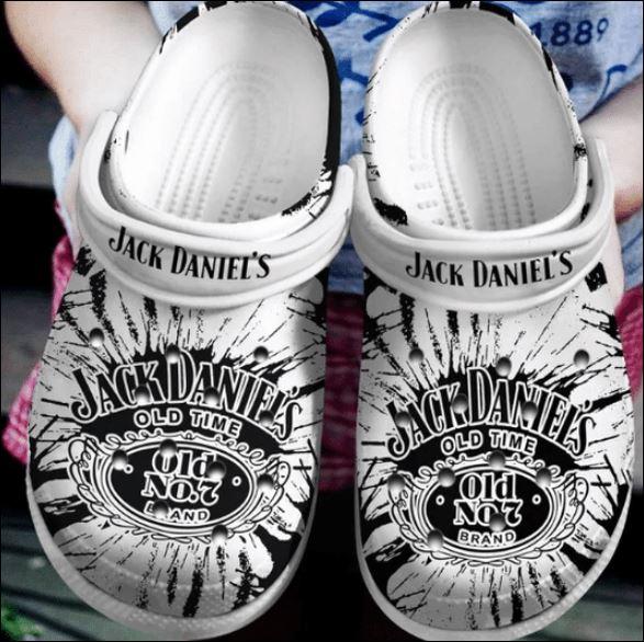 Jack Daniel's crocs crocband