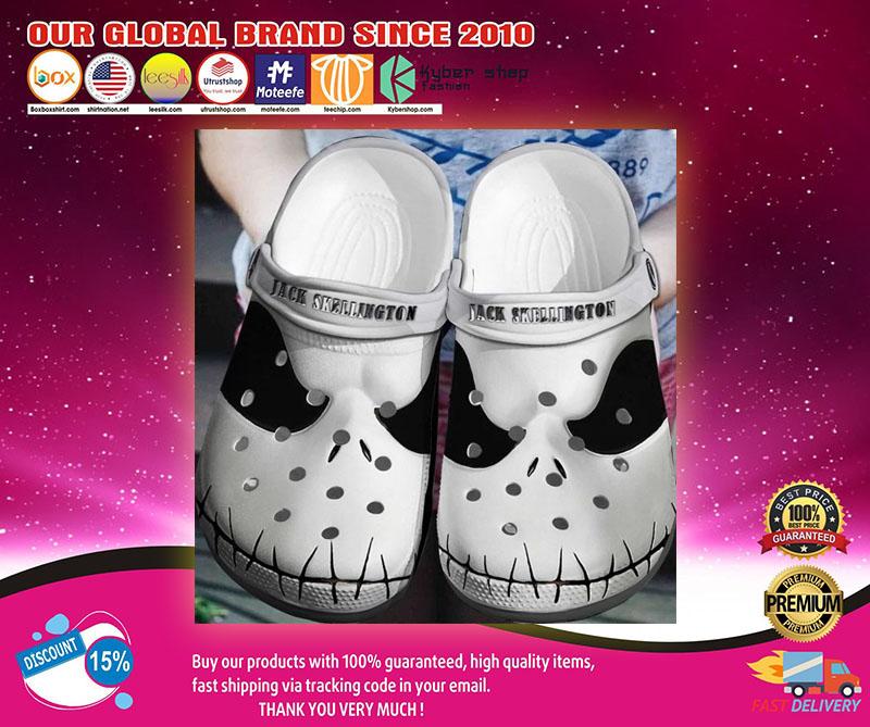 Jack skellington crocband crocs shoes1