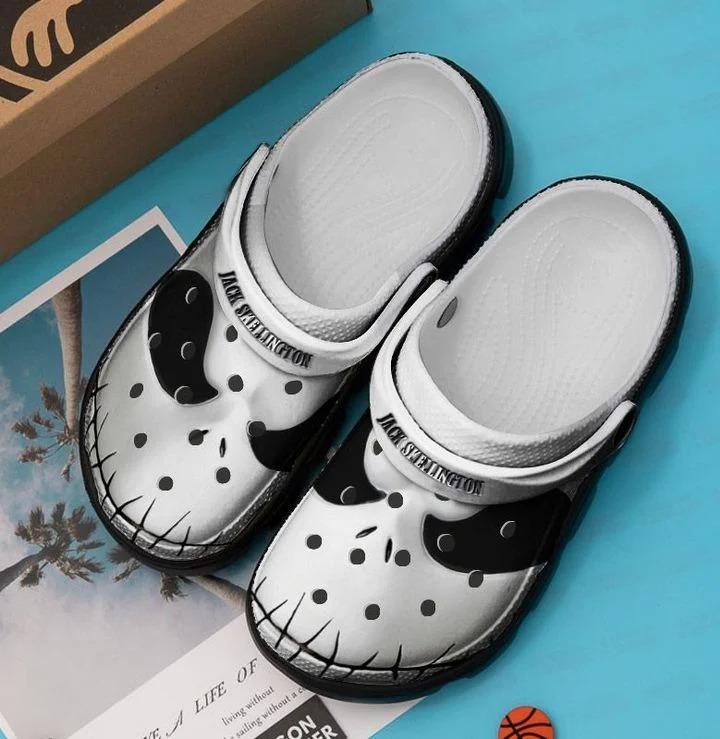 Jack skellington crocs crocband clog 1