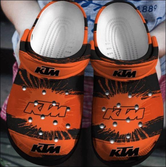KTM crocs crocband