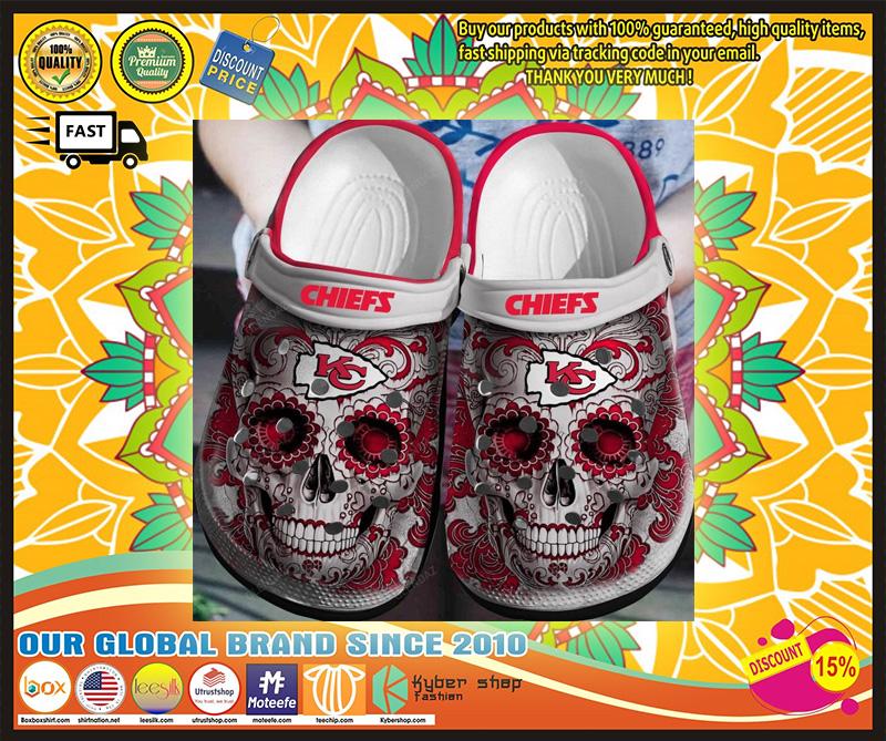 Kansas City Chiefs croc shoes - Kansas City Chiefs croc shoes