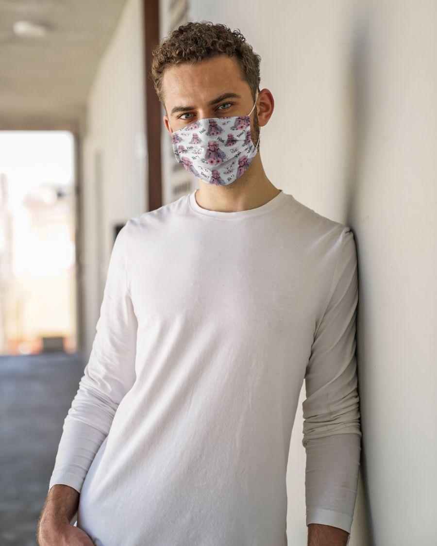 Leslie jordan well shit face mask - Hothot 080920