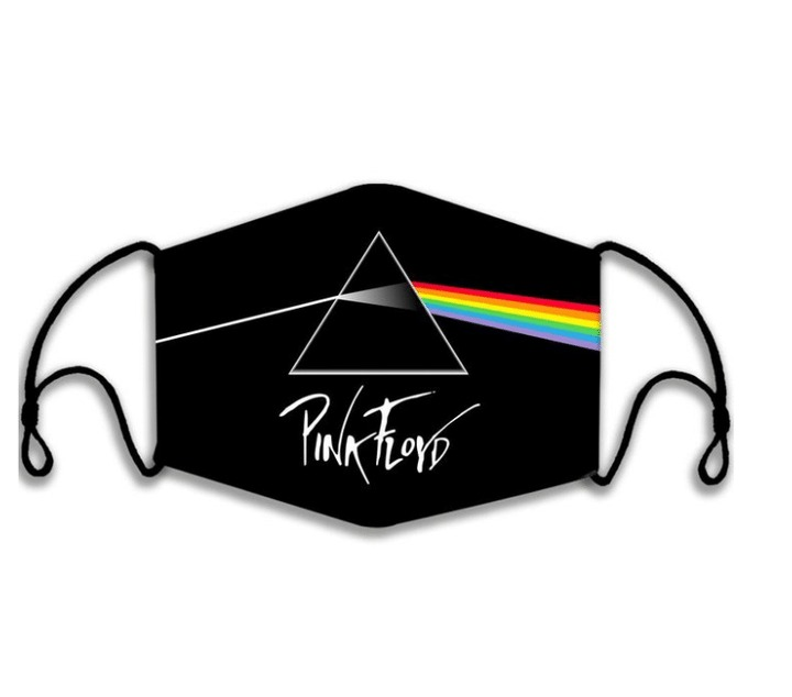 Pink floyd face mask - Hothot 050920