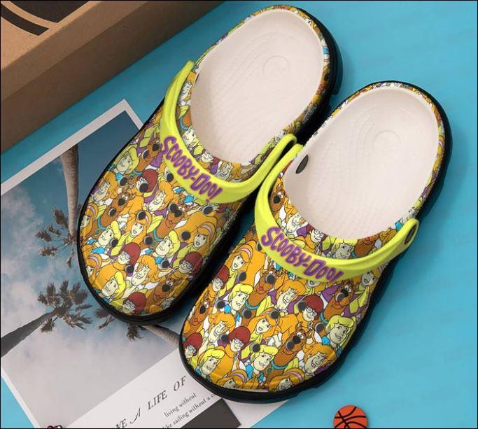 Scooby-Doo crocs crocband - dnstyles