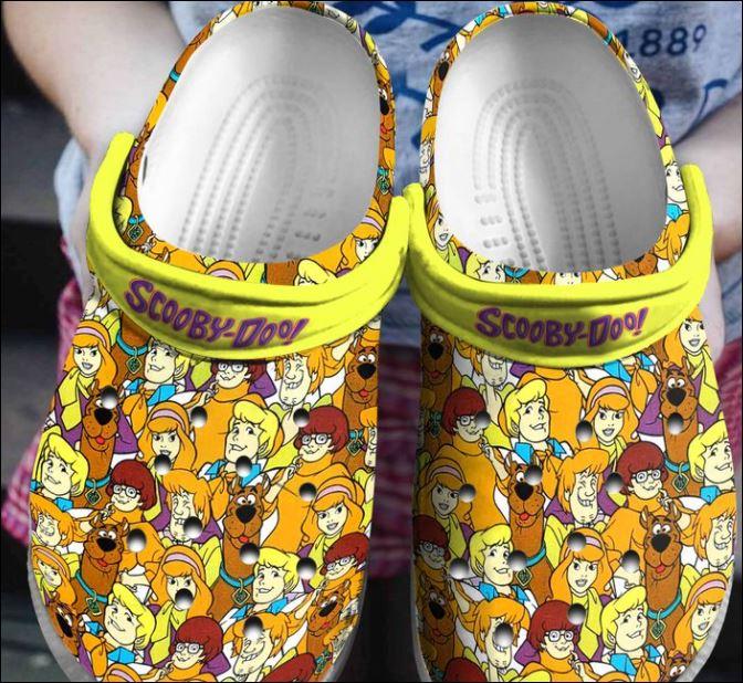 Scooby-Doo crocs crocband