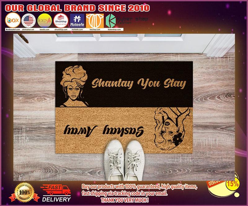 Shantay you stay Sashay Away doormat - LIMITED EDITION