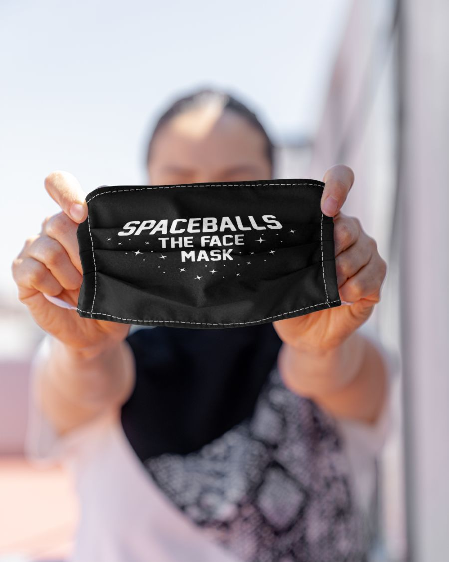 Spaceballs the face mask-1